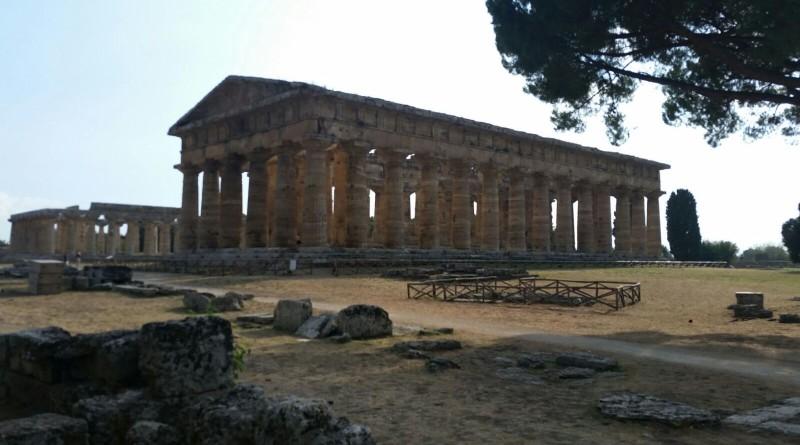 Tempio, Paestum